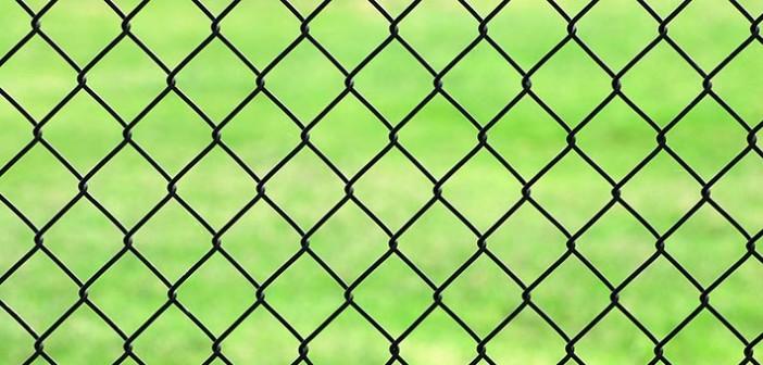 Recinzione in rete metallica rigida for Rete recinzione bricoman